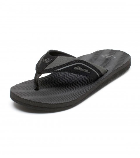 Entertainment O'Neill sandals with brushed synthetic nubuck upper; brushed nubuck lining; logos; water friendly tpu molded footbed; anatomically constructed arch support; and rubber outsole. - $23.99