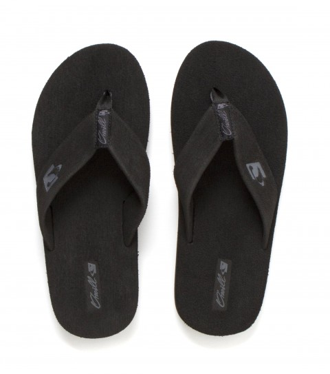Entertainment O'Neill sandals with brushed eva upper; embossed and screen printed logos; brushed eva footbed with eva inset logo in heel; anatomically constructed arch support and eva outsole. - $12.99