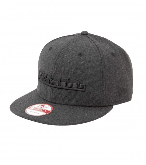 Surf O'Neill mens New Era hat with front embroidery and small back clip label; snapback closure and flat visor. - $28.00