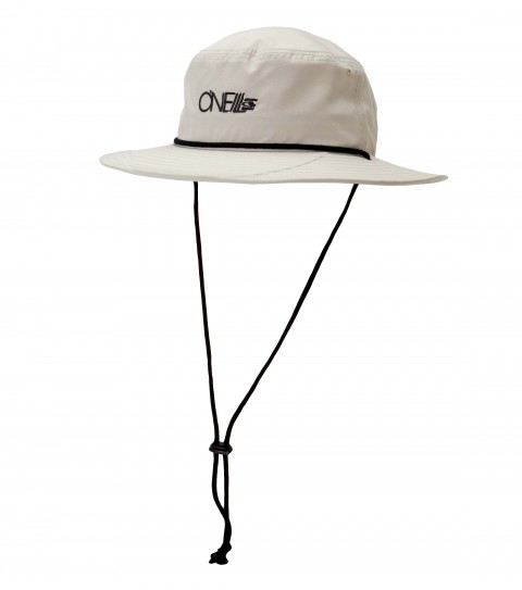 Surf O'Neill Boys Surf Hat with micro ripstop; side pocket; logo embroidery; and internal bill at center front. - $16.99