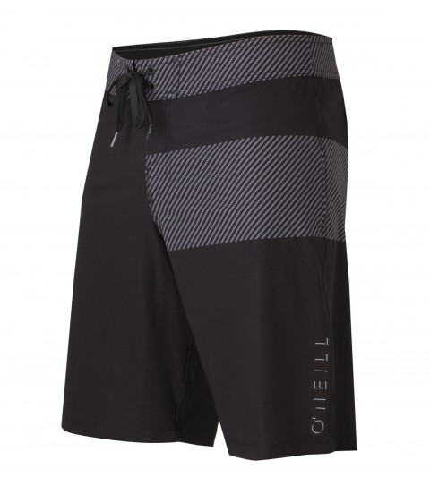 "Surf O'Neill Hyperfreak Jordy Boardshorts.  Hyperfreak stretch.  21"" outseam boardshort features superfly closure; locking drawcord; ultrasonically welded inseam; back pocket; and screened logos.  Jordy Smith Signature Series. - $34.99"