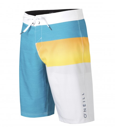 "Surf O'Neill Jordy Freak Boardshorts.  Epicstretch.  21"" Outseam boardshort features superfly closure; locking drawcord; contrast fabric accents; back pouch pocket and screened logos.  Jordy Smith Signature Series. - $28.99"