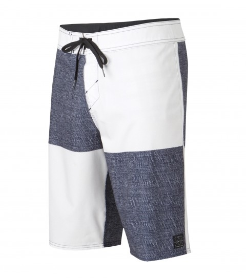 "Surf O'Neill Blocker Boardshorts.  Epicstretch.  20"" Outseam boardshort features superfly closure; sideseam binding; back pouch pocket; woven patch and screened logos. - $54.50"