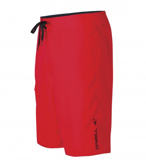 "Surf O'Neill Santa Cruz Solid Boardshorts.  Ultrasuede.  22"" Outseam boardshort features comfort fly closure; side cargo pocket; embroidered and screened logos. - $16.99"
