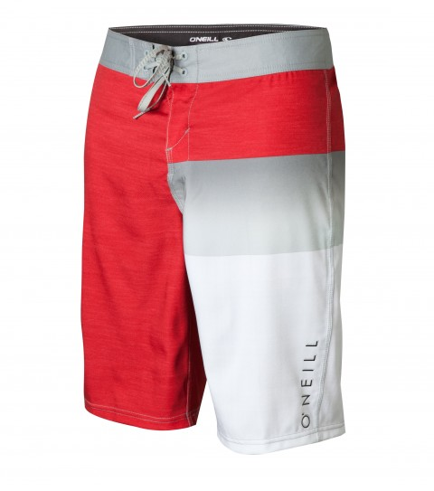 "Surf O'Neill Jordy Freak King of Freak Boardshorts.  Epicstretch; 21"" outseam boardshort features superfly closure; locking drawcord; contrast fabric accents; back pouch pocket and screened logos.  Jordy Smith Signature Series. - $28.99"