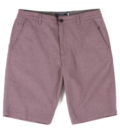 Surf O'Neill Reliant Jordy Smith Shorts.  Jordy Smith walkshort in 98% cotton / 2% elastane birdseye stretch fabric. Modern fit; front welt coin pocket; triangle back button flap closure; contrast interior fabrics and labels. - $37.99