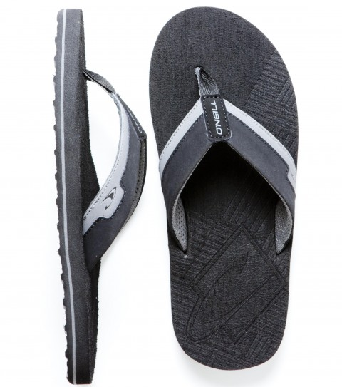 Entertainment O'Neill Cruise 2 Sandals.  PU nubuck upper with debossed logos; mesh lining; anatomically constructed arch support brushed EVA footbed with laser etched art; EVA outsole. - $24.00