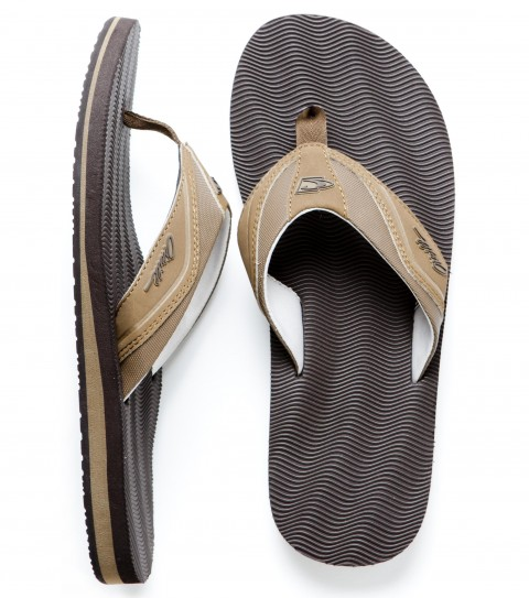 Entertainment O'Neill Koosh'n 2 Sandals.  PU nubuck leather with textured PU upper; injection molded logos; 'koosh'n' EVA footbed with custom molded wave pattern that enhances comfort under foot; rubber sponge outsole. - $20.99