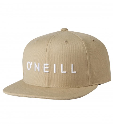 Surf O'Neill Yambao Hat.  Cotton twill AJ fit snapback with raised embroidery, rear woven label. - $15.99