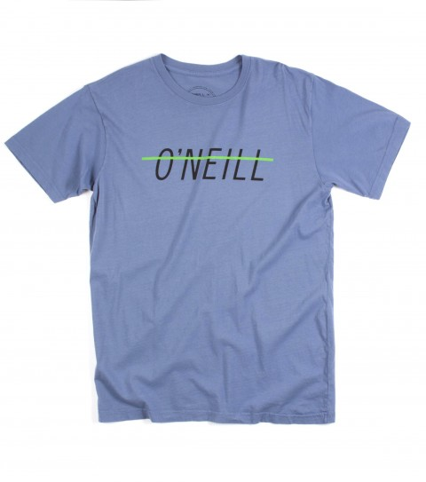 Surf O'Neill Fast Forward Tee.  100% Cotton.  Screenprint. - $17.99