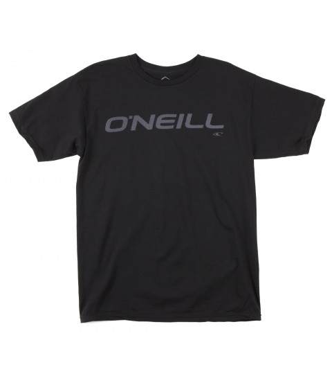 Surf O'Neill Vagabond Tee.  100% Cotton.  20 singles classic fit tee with softhand screenprint. - $20.00
