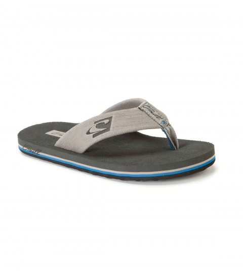 Entertainment O'Neill Phluff Daddy 2 Sandals.  Brushed EVA upper, anatomically constructed arch support, brushed EVA footbed, with EVA inset logo in heel, debossed and screen printed logos, EVA outsole. - $12.99