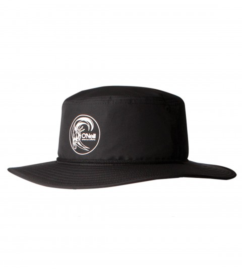 Surf O'Neill Boys Draft Surf Hat.  Lightweight bucket hat with direct screenprint drawcord detail. - $14.99