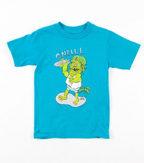 Surf O'Neill Boys Zombie Tee.  100% Cotton.  Screenprint. - $18.00
