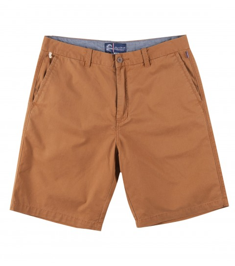 "Surf Jack O'Neill Collection 100% Cotton twill shorts. Heavy launder and slightly sanded fabric allow for super soft and comfortable short. Classic chino styling make this a keeper and a regular in rotation. 21"" outseam lands perfectly at the knee. - $29.99"