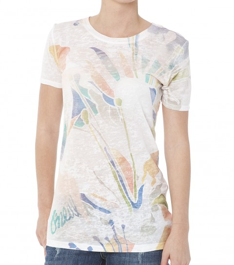 Surf O'Neill Wildflower sublimated floral tee is the ultimate in softness and style. - $28.00
