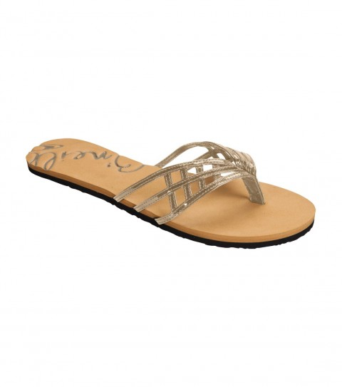 Entertainment O'Neill Hey Love Sandals. Poolside or sunbathing at the beach; it's up to you! Constructed with multi straps and a cushy footbed these summer time sandals are sure to make a splash. - $22.00