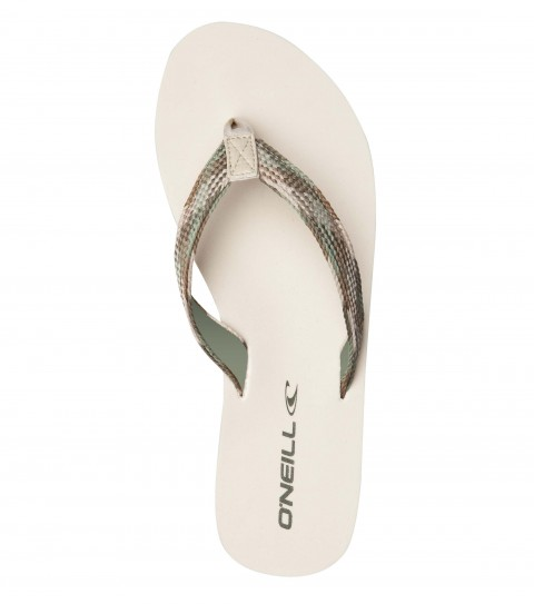 Entertainment O'Neill Song Sandals are woven nylon flip flop with eva topsole and custom rubber outsole. - $22.00