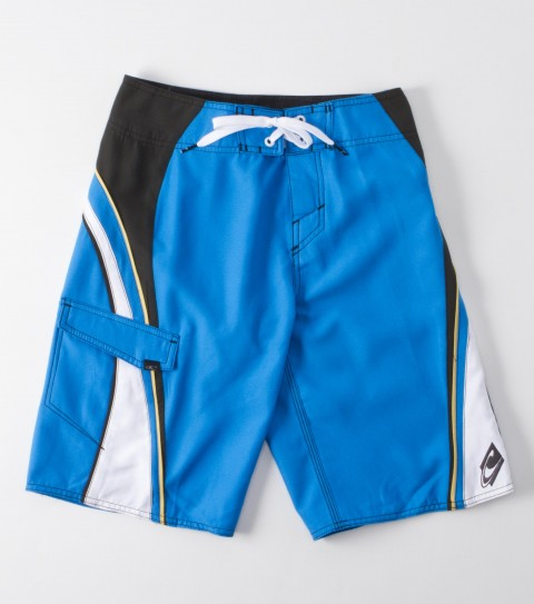 Surf O'Neill Boys Grinder Boardshorts with ultrasuede 19'' outseam; side and back contrast panels; comfort fly closure; embroidered and screened logos. - $26.99