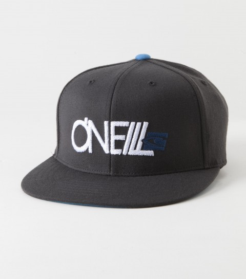Surf O'Neill boys Flexfit hat with center front and small back embroideries and curved visor. - $28.00