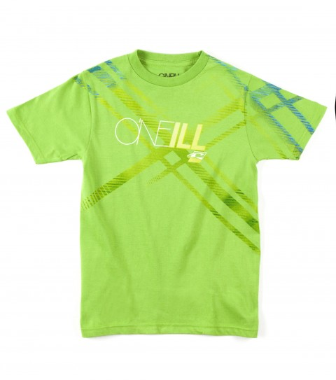 Surf O'Neill Boys Reoccourance Tee.100% cotton; 18 singles basic fit tee with softhand screenprint - $12.99