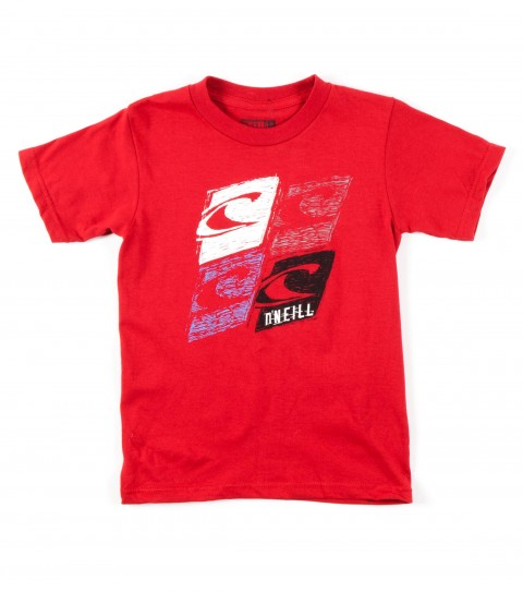 Surf O'Neill Boys Relevant Tee.100% cotton; 18 singles basic fit tee with softhand screenprint. - $11.99
