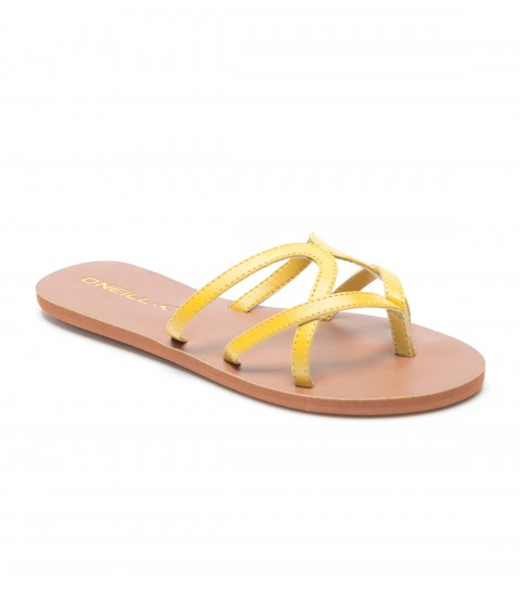 Entertainment O'Neill sandal with faux leather upper with eva sock; and stamped eva outsole. - $15.99