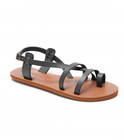 Entertainment The O'Neill Cruz Sandal is made with a Vegan PU upper; Faux leather sock; Stamped EVA outsole. - $21.99