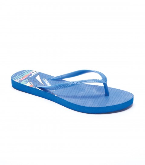Surf O'Neill Bondi Sandal.  PVC upper with printed rubber sock; and custon rubber outsole. - $9.99