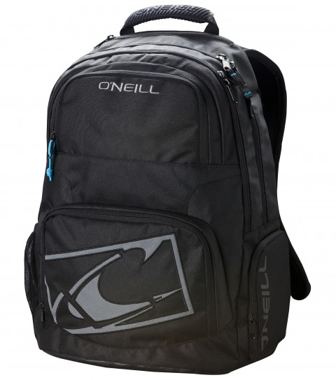 Camp and Hike O'Neill Epic Backpack.  Dimensions: 18''H x14''W x 9''D.  Volume: 2000 cubic inches.  Breathable back flow channels; tricot lined stash pocket; organizer. - $39.00