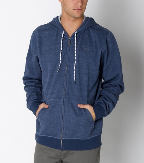 Surf O'Neill Relapse Zip Hoodie can be your standard; go to hoodie..  Or let's just be real... you'll order all the colors.  Made from 80%cotton/20%polyester twill texture. Standard fit; hooded zip-up; kangaroo pocket; contrast jersey hood liner; logo embroideries and labels. - $35.99