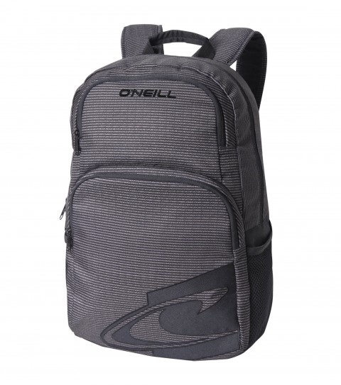 Camp and Hike O'Neill Epic Backpack.  Breathable back flow channels; tricot lined stash pocket; organizer.  Volume: 2000 cubic inches.18''H x 14''W x 9''D - $45.00
