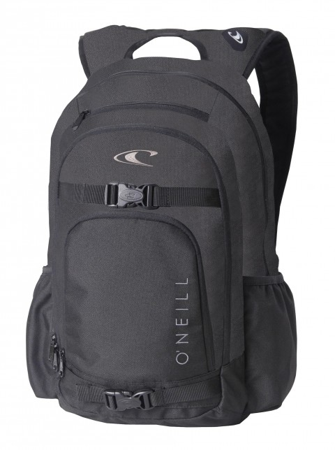 Camp and Hike The O'Neill Gooru Backpack. Volume: 2000 cubic inches; breathable back flow channels; tricot lined stash pocket; organizer.18''H x14''W x 9''D - $39.99