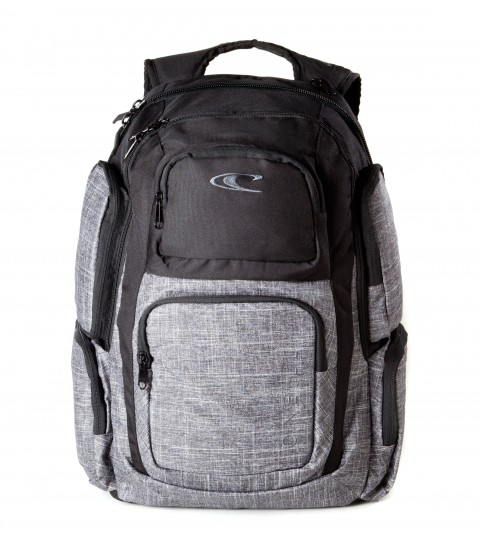 Camp and Hike O'Neill PsychoFreak Backpack: dimensions:18''h x14''w x 9''d; volume 2000 cubic inches; breathable back flow channels; tricot lined stash pocket; organizer. - $56.99