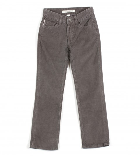 Surf O'Neill Boys Steadfast Pants.  14 Wale 100% cotton corduroy pant. Straight fit. classic straight leg. clean back pockets; interior stitch detail; contrast fabric pocketing. logo labels and hardware. - $38.99