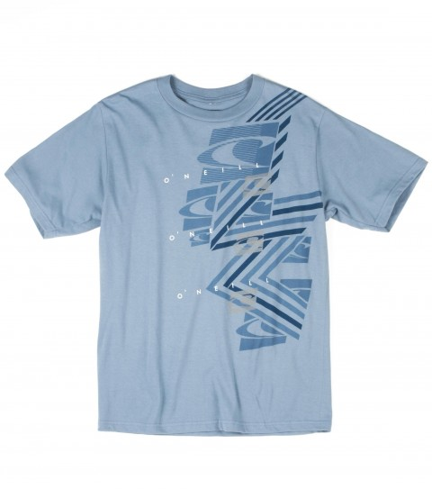 Surf The O'Neill boys Jetstream tee is made of 100% cotton; basic fit tee with softhand screenprint. - $18.00