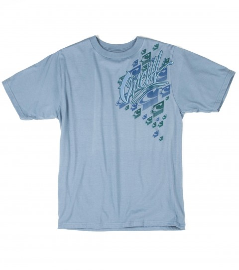 Surf The O'Neill boys Burner tee is made of 100% cotton; basic fit tee with softhand screenprint. - $12.99