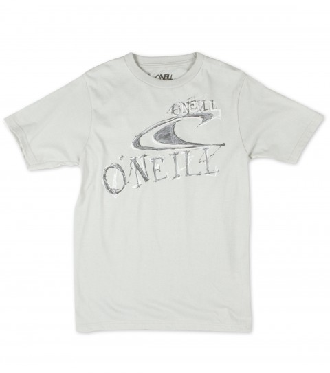 Surf The O'Neill boys Lights Out tee is made of 100% cotton; basic fit tee with softhand screenprint. - $18.00