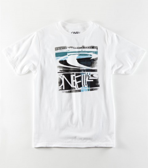 Surf The O'Neill boys Autofocus tee is made of 100% cotton; basic fit tee with softhand screenprint. - $12.99