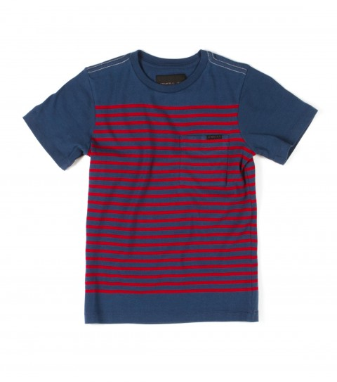 Surf The O'Neill kids Translate Crew shirt is made of 100% cotton engineered  with heavy enzyme/silicone softener wash. Standard fit; logo embroideries and labels. - $20.99