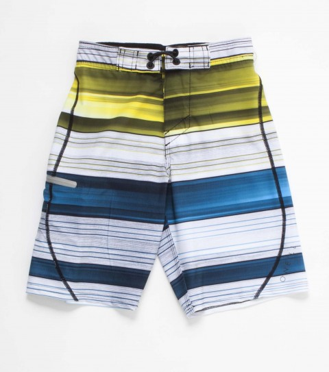 Surf The O'Neill kids new and improved hyperfreak stretch 21'' outseam Jordy Freak boardshorts features engineered print with super fly 2.0 closure; locking drawcord ; welded pocket and hem and screened logos. - $44.50