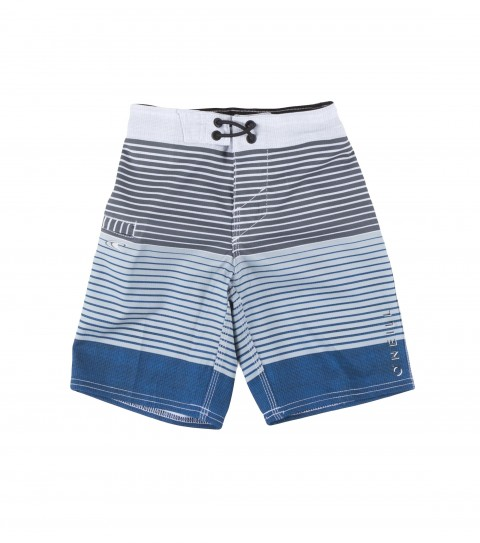 Surf O'Neill Kids John John Florence Signature Boardshorts. Epicstretch; engineered print boardshort with superfly 2.0 closure; locking drawcord; stitched pocket with zipper and screened logos. - $39.99