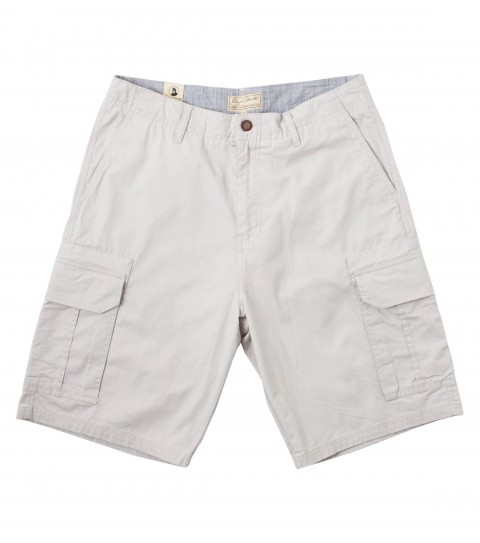 Surf Jack O'Neill Good Fortune Shorts: 100%cotton slub canvas walkshorts. Standard cargo fit; contrast interior waistband; Jack O'Neill labels and embroideries. - $55.99