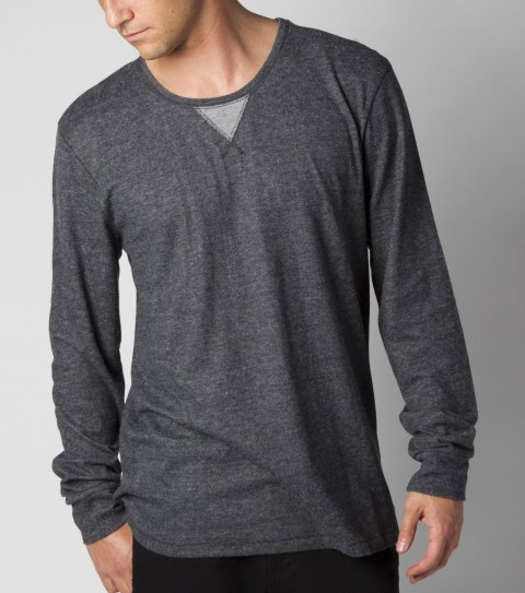 Surf The O'Neill Fairbanks shirt is a hybrid of sorts...half sweater and half knit shirt...a ''Snit;'' if you will. Light yet warm in a standard fit with some O'Neill logo labels. Yep. - $26.99