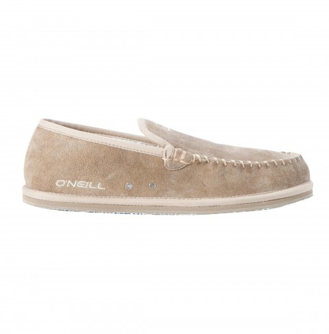 Surf O'Neill Surf Turkey Suede Low Boot. Low top surf boot with suede upper, padded tricot lined foot bed sherpa lined sidewalls, rubber outsole and embroidered logos. - $46.00