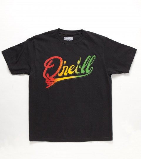 Surf O'Neill Boys Construction Tee.  100% Cotton.  20 Singles basic fit tee with softhand screenprint andattached hem label. - $18.00