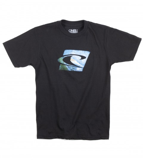Surf O'Neill Boys Visionary Tee.  100% Cotton.  Screenprint. - $18.00