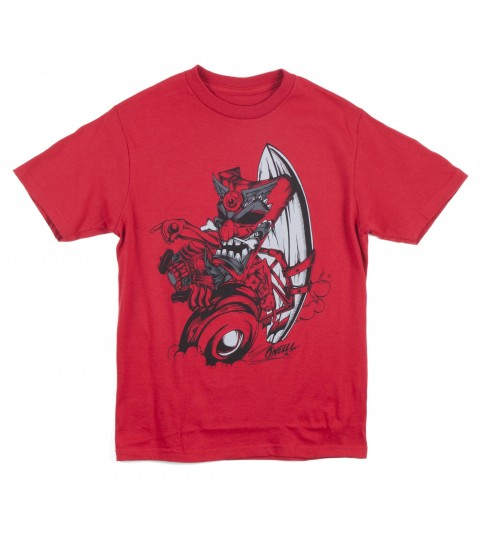 Surf O'Neill Boys Breakdown Tee.  100% Cotton.  Screenprint. - $18.00
