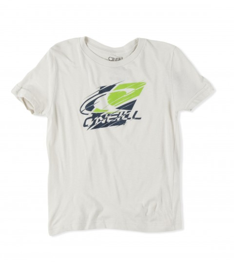Surf O'Neill Boys Slice Tee.  100% Cotton.  Screenprint. - $18.00