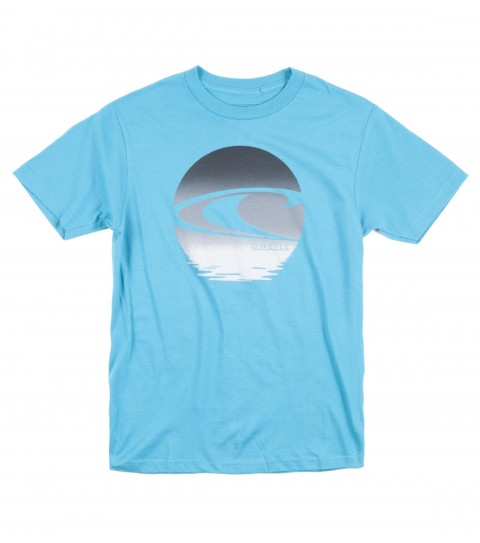 Surf O'Neill Boys Ripple Tee.  100% Cotton.  Screenprint. - $18.00